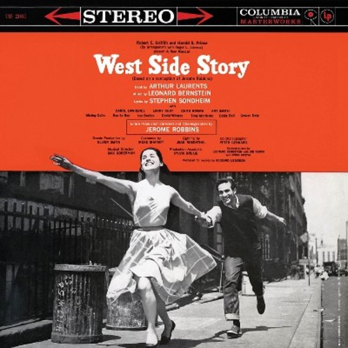 West Side Story (Original Broadway Cast Recording) (LP) (Vinyl)