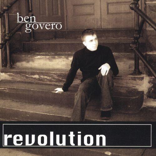 Revolution [CD]