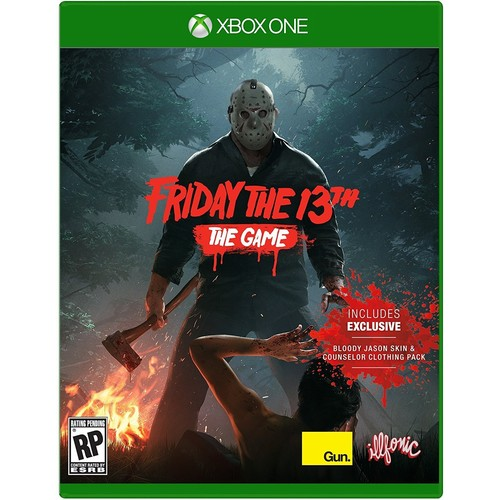Friday The 13th: The Game - Xbox One Edition [Xbox One]