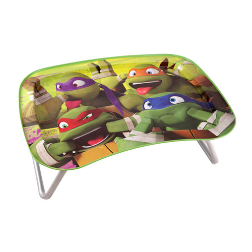 Nickelodeon Teenage Mutant Ninja Turtles Kids Snack and Play Tray