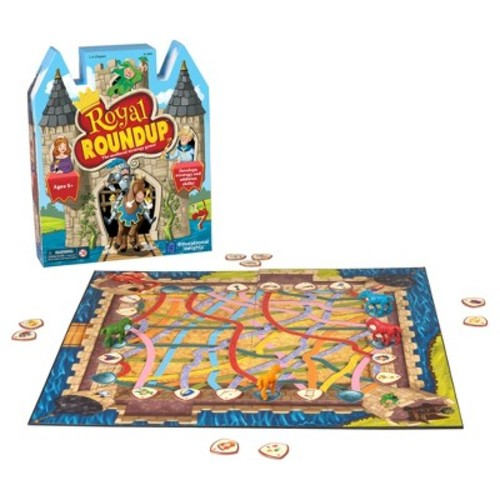 Educational Insights Royal Roundup The Medieval Strategy Game
