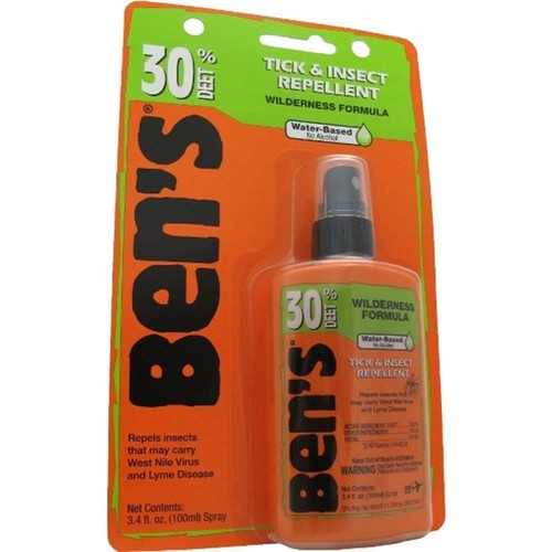 Bens 30 Tick & Insect Repellent (Spray)