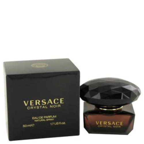 FragranceX Versace Crystal Noir 1.7 oz Eau De Parfum Spray For Women