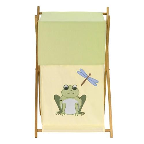 Sweet Jojo Designs Leap Frog Collection Laundry Hamper