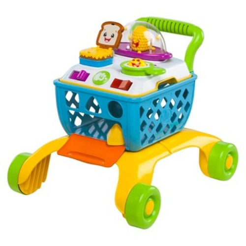 Bright Starts Giggling Gourmet 4-In-1 Shop N Cook Walker