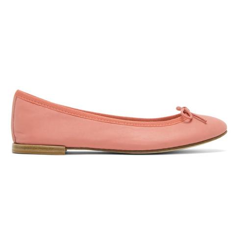 REPETTO Pink Cendrillon Ballerina Flats