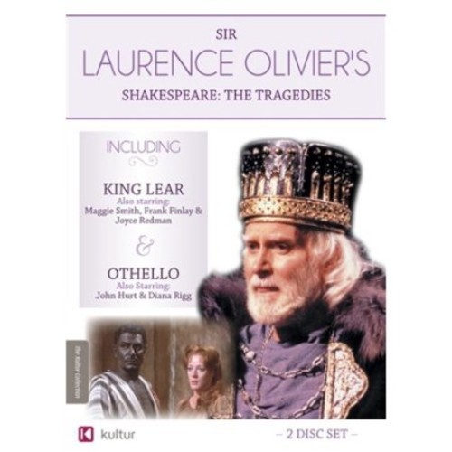 Sir Laurence Olivier's Shakespeare: The Tragedies (2 Discs)