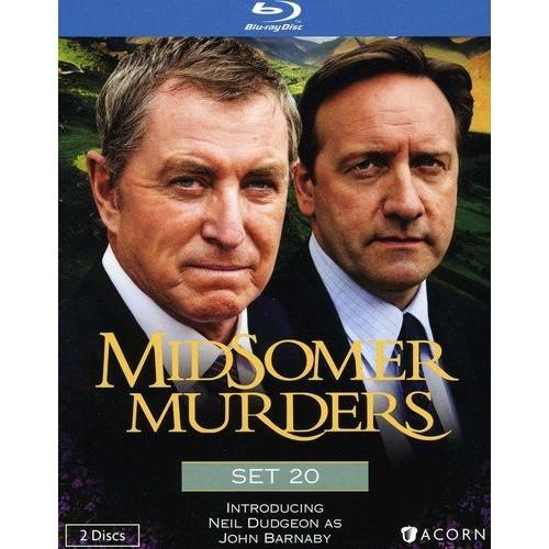 Midsomer Murders: Set 20 [Blu-ray]: John Nettles, Jason Hughes: Movies & TV