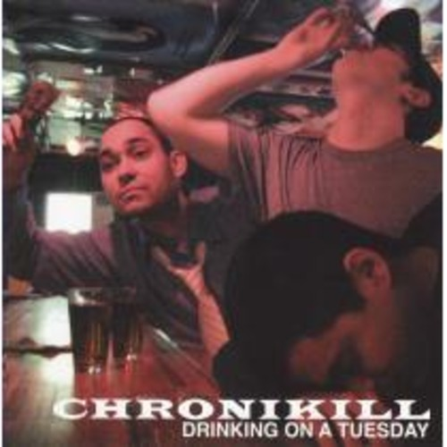 Drinking on a Tuesday [CD]