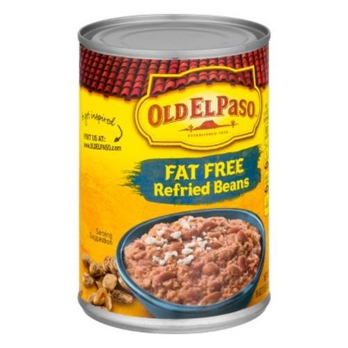El Paso Refried Beans Fat-Free 16 oz