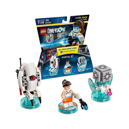 LEGO Dimensions Level Pack - Portal 2 with Chell