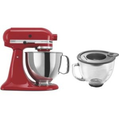 KitchenAid Artisan 5 Qt. Empire Red Stand Mixer