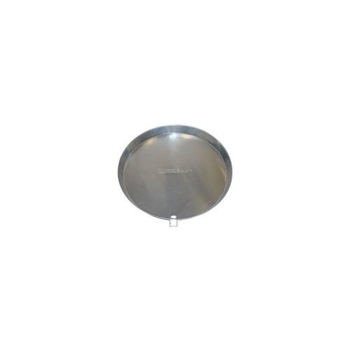 QP-30 Water Heater Pan, 30 In, Aluminum