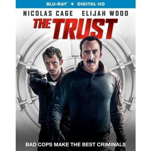 The Trust [Blu-ray] [2016]