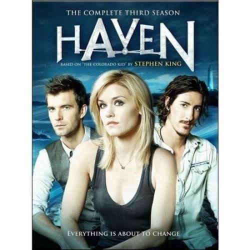 Haven: The Complete Third Season [4 Discs] [DVD]