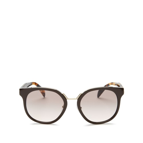 PRADA Crazy Daises Square Sunglasses, 53Mm
