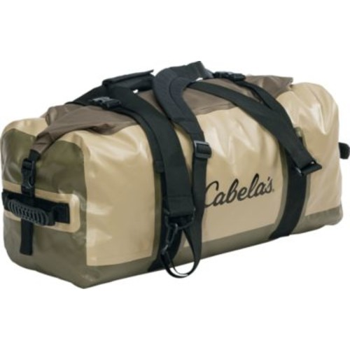 Cabela's Boundary Waters Duffel Bag [Empty Weight : 5 lbs. 8.5 oz.; Model : Magnum; Overall Size H x W x D : 17