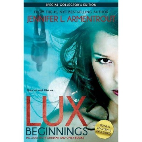 Lux: Beginnings (Obsidian and Onyx)