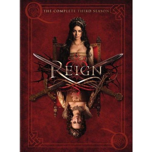 Reign: The Complete Third Season [3 Discs] [DVD]