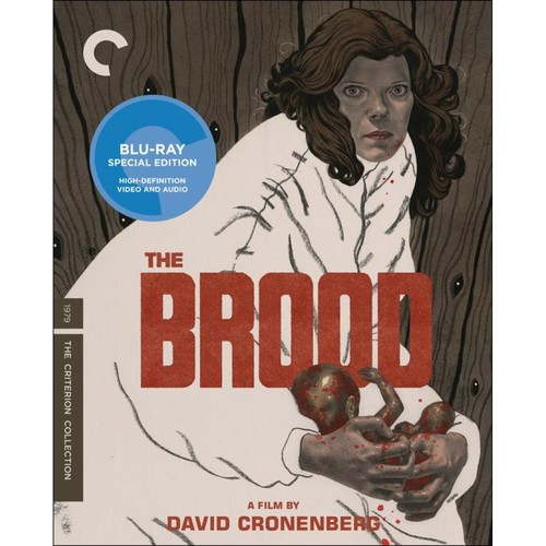 The Brood [Criterion Collection] [Blu-ray] [1979]