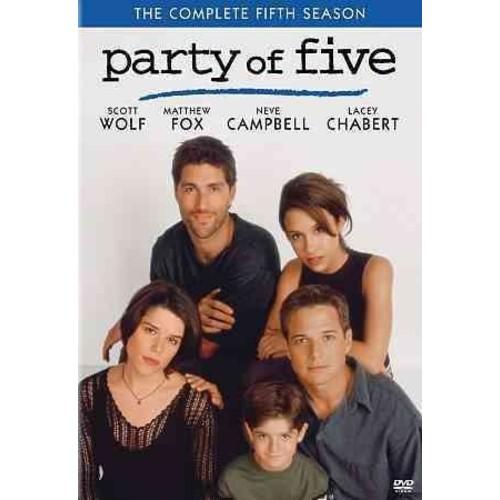 Party of Five: Season Five (DVD)