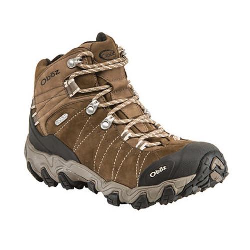 OBOZ Women's Bridger BDry Hiking Boots, Walnut