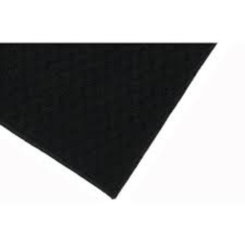 Garland Rug Town Square Black 7 ft. 6 in. x 9 ft. 6 in. Area Rug