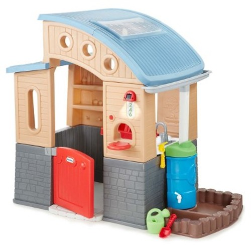 Little Tikes Go Green Playhouse - Eco-friendly Learning