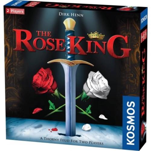 Thames & Kosmos The Rose King 2-Player Game