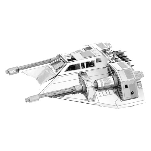 Fascinations Toys & Gifts Metal Earth 3D Laser Cut Model - Star Wars Snowspeeder
