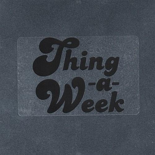 Thing a Week Box Set [CD]