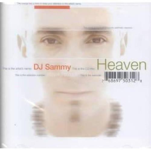 Heaven DJ Sammy Audio Compact Disc