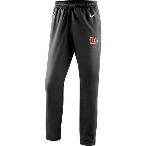 Nike Men's Cincinnati Bengals Therma-FIT Black Performance Pants
