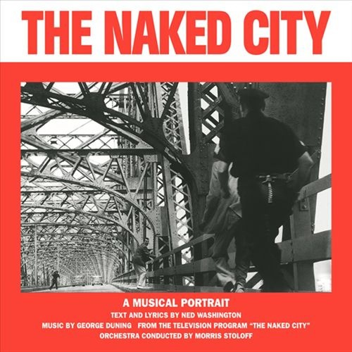 The Naked City [LP] - VINYL