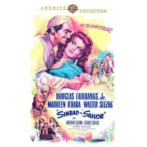 Sinbad The Sailor (DVD)