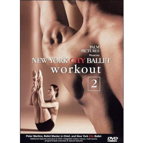 York City Ballet Workout, Vol. 2 [DVD] [2003]