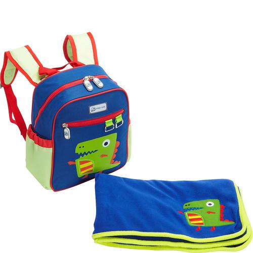 Sydney Paige Buy One/Give One Toddler Backpack + Blanket Set