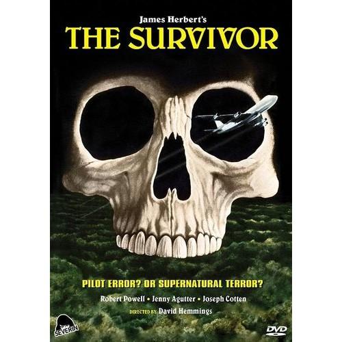 The Survivor [DVD] [1981]
