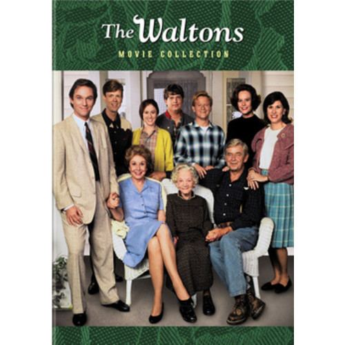 Warner Home Video Waltons-movie Collection [dvd/ff-4x3/viva]