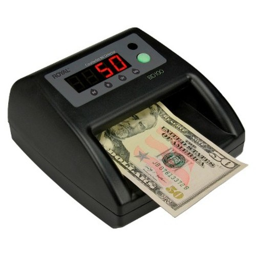 Royal Electric Bill Counterfeit Detectors