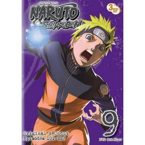 Naruto: Shippuden - Box Set 9 [3 Discs] [DVD]