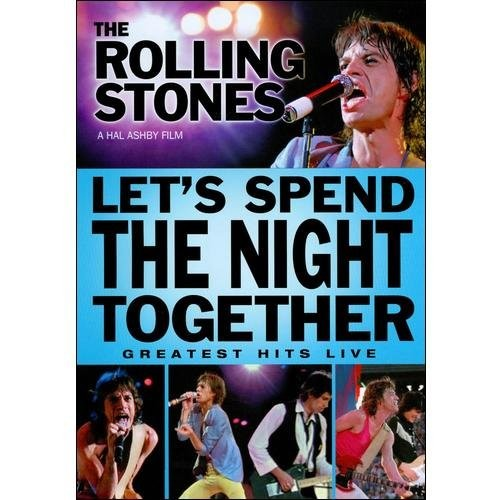 Let's Spend the Night Together [DVD]