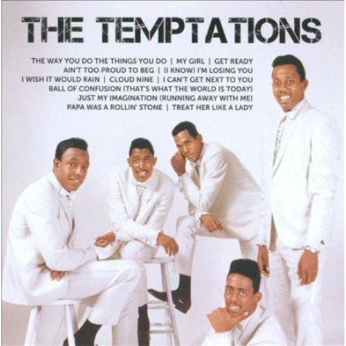 Temptations - Icon: The Temptations