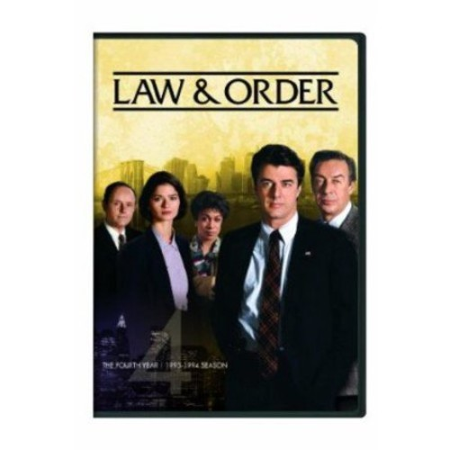 Law & Order: The Fourth Year (Full Frame)