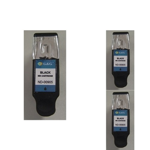 Insten Black Non-OEM Ink Cartridge Replacement for Dell