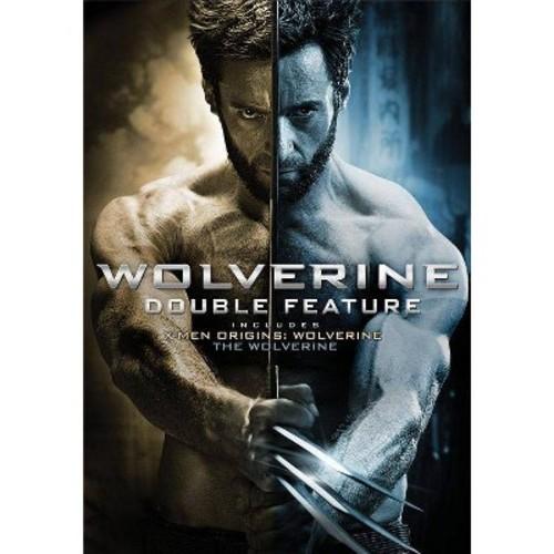 Wolverine 2 Movie Collection (DVD)