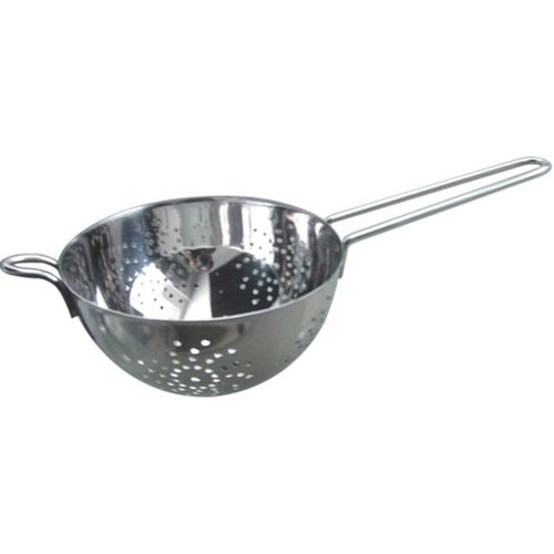 Scoop Stainless Steel Colander