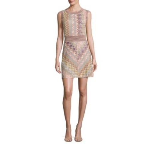 MISSONI Sleeveless Printed Dress