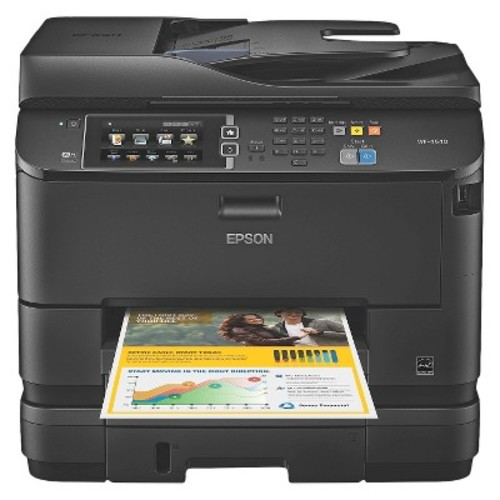 Epson WorkForce Pro WF-4640 All-in-One Inkjet Printer