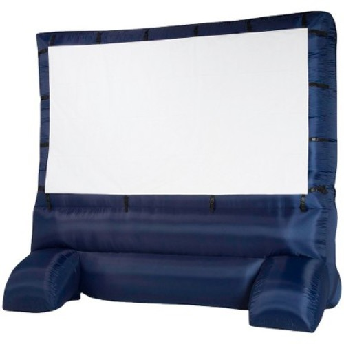 Airblown Inflatable Deluxe Widescreen Movie Screen - 12\